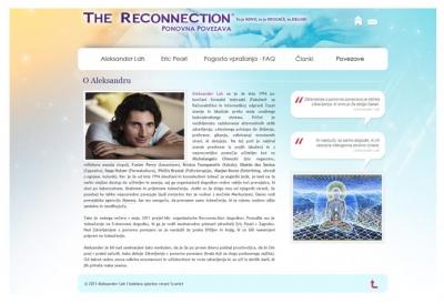 Spletna stran Srčna moč