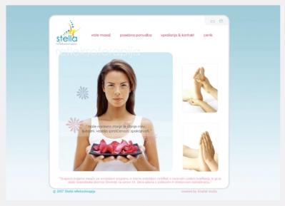 Spletna vizitka Stella