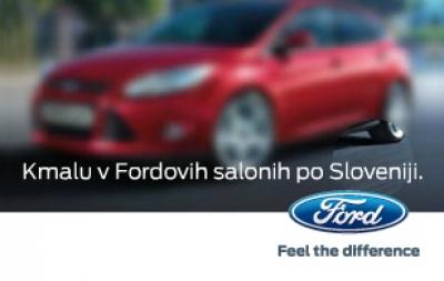 Ford Focus Teaser banner